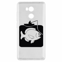 Чехол для Xiaomi Redmi 4 Pro/Prime Рыба на крючке - FatLine
