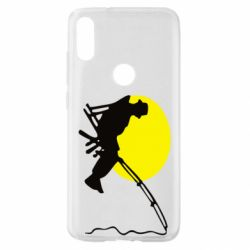 Чехол для Xiaomi Mi Play Рыбак