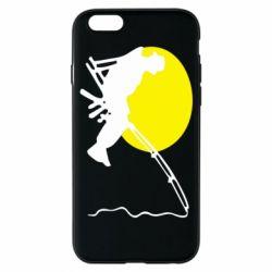 Чехол для iPhone 6/6S Рыбак