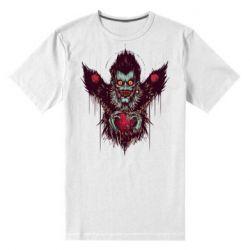 Чоловіча стрейчева футболка Ryuk the god of death