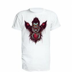 Удлиненная футболка Ryuk the god of death