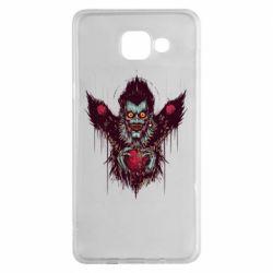 Чехол для Samsung A5 2016 Ryuk the god of death