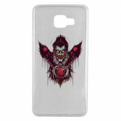 Чохол для Samsung A7 2016 Ryuk the god of death