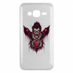 Чехол для Samsung J3 2016 Ryuk the god of death