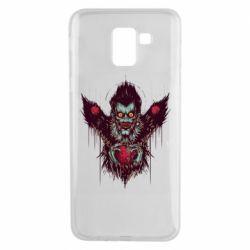 Чехол для Samsung J6 Ryuk the god of death