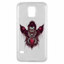 Чехол для Samsung S5 Ryuk the god of death
