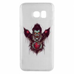 Чехол для Samsung S6 EDGE Ryuk the god of death
