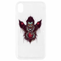 Чохол для iPhone XR Ryuk the god of death