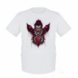 Детская футболка Ryuk the god of death