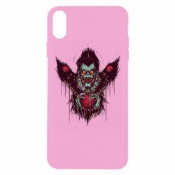 Чохол для iPhone Xs Max Ryuk the god of death