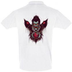 Мужская футболка поло Ryuk the god of death