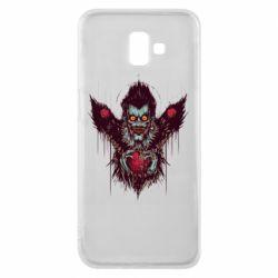 Чехол для Samsung J6 Plus 2018 Ryuk the god of death