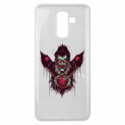Чехол для Samsung J8 2018 Ryuk the god of death