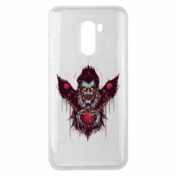 Чехол для Xiaomi Pocophone F1 Ryuk the god of death