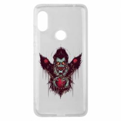 Чохол для Xiaomi Redmi Note Pro 6 Ryuk the god of death