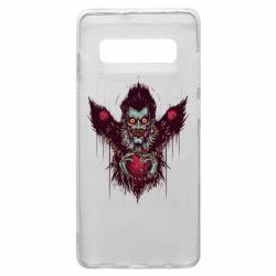 Чохол для Samsung S10+ Ryuk the god of death