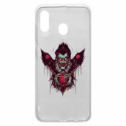 Чехол для Samsung A20 Ryuk the god of death
