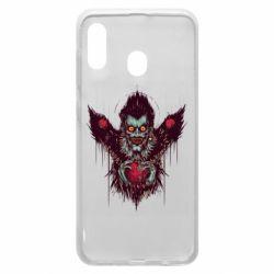 Чехол для Samsung A30 Ryuk the god of death