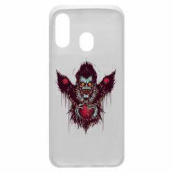 Чехол для Samsung A40 Ryuk the god of death