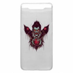Чехол для Samsung A80 Ryuk the god of death