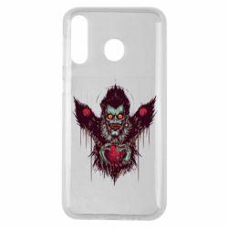 Чехол для Samsung M30 Ryuk the god of death