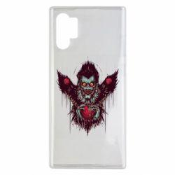 Чехол для Samsung Note 10 Plus Ryuk the god of death