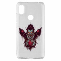 Чохол для Xiaomi Redmi S2 Ryuk the god of death