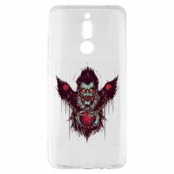 Чехол для Xiaomi Redmi 8 Ryuk the god of death