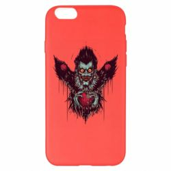 Чохол для iPhone 6 Plus/6S Plus Ryuk the god of death