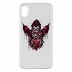 Чехол для iPhone X/Xs Ryuk the god of death
