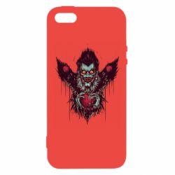 Чехол для iPhone5/5S/SE Ryuk the god of death