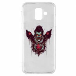 Чехол для Samsung A6 2018 Ryuk the god of death