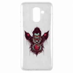 Чохол для Samsung A6+ 2018 Ryuk the god of death