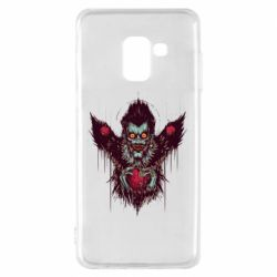 Чохол для Samsung A8 2018 Ryuk the god of death
