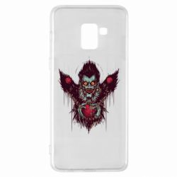 Чохол для Samsung A8+ 2018 Ryuk the god of death