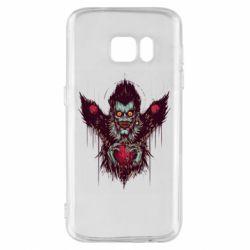 Чохол для Samsung S7 Ryuk the god of death