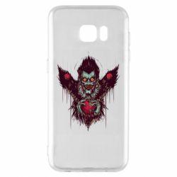 Чохол для Samsung S7 EDGE Ryuk the god of death