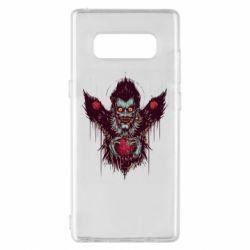 Чохол для Samsung Note 8 Ryuk the god of death