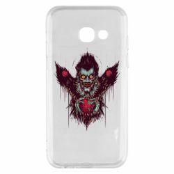 Чохол для Samsung A3 2017 Ryuk the god of death