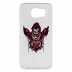 Чохол для Samsung S6 Ryuk the god of death
