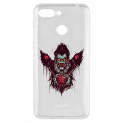 Чехол для Xiaomi Redmi 6 Ryuk the god of death