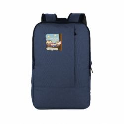 Рюкзак для ноутбука Happy family