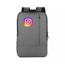 Рюкзак для ноутбука Instagram Logo Gradient