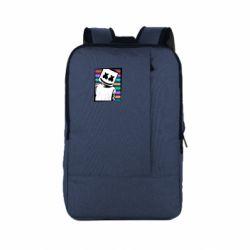 Рюкзак для ноутбука Marshmello Colorful Portrait