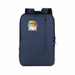 Рюкзак для ноутбука Naruto Uzumaki Hokage