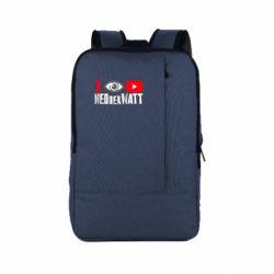 Рюкзак для ноутбука I Watch NEOdekWATT