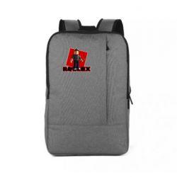 Рюкзак для ноутбука Roblox Builderman