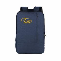 Рюкзак для ноутбука Tato