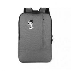 Рюкзак для ноутбука XXXTentacion Monochrome Art