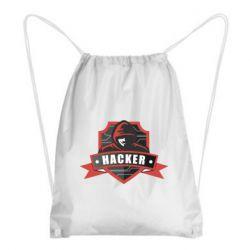 Рюкзак-мішок Anonymous Hacker